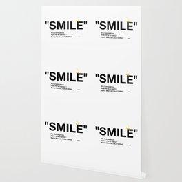 """SMILE"" Wallpaper"