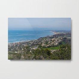 San Diego Lookout pt. 2 Metal Print