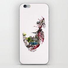 Legendary Skull Island iPhone Skin