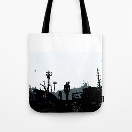 The Lone Wanderer Tote Bag