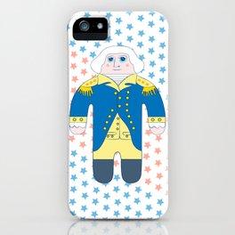 George Washington iPhone Case