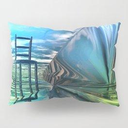 Der leere Stuhl Pillow Sham