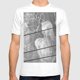 Lady Concrete  T-shirt