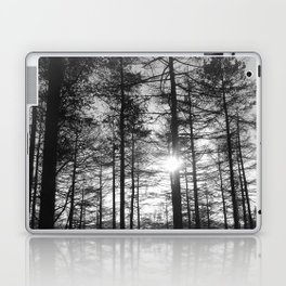 Winter Pine Forest 1 Laptop & iPad Skin