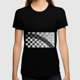 Flag Skid Mark T-shirt