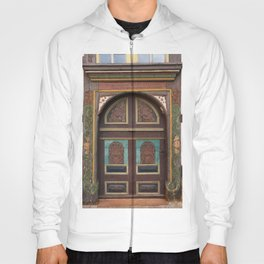 Door From Olden Times Hoody