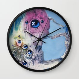 Paranoid android Wall Clock