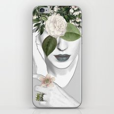 Natural beauty 2a iPhone Skin