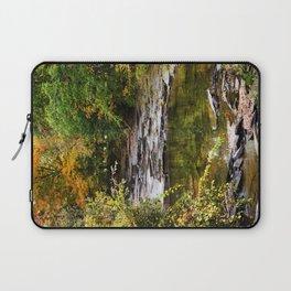 Fall Creek Landscape Laptop Sleeve