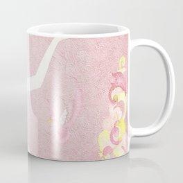 Pink Ballerina Coffee Mug