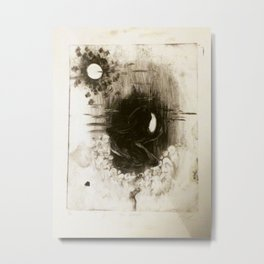 The Epitaph Metal Print