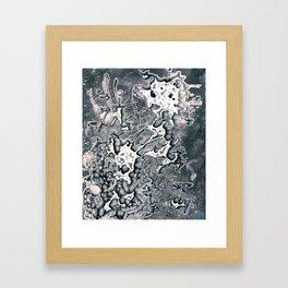 Chemigram 01 Framed Art Print