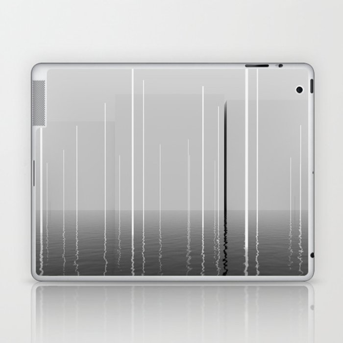 Narrow lights Laptop & iPad Skin