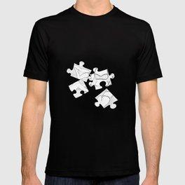 Puzzle Woman T-shirt