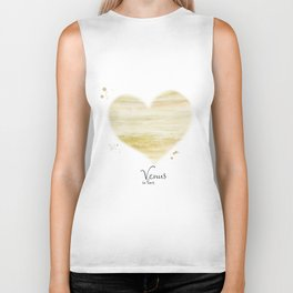 Venus in love Biker Tank