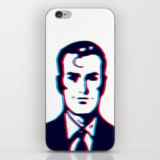 face iPhone & iPod Skin