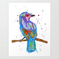 coco Art Prints featuring coco by Laurie Art Gallery