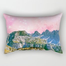 Small World #society6 #decor #buyart Rectangular Pillow