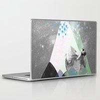 rain Laptop & iPad Skins featuring RAIN by Ceren Kilic