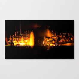 Ghost in a Shell Canvas Print