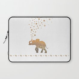 GOLD ELEPHANT Laptop Sleeve