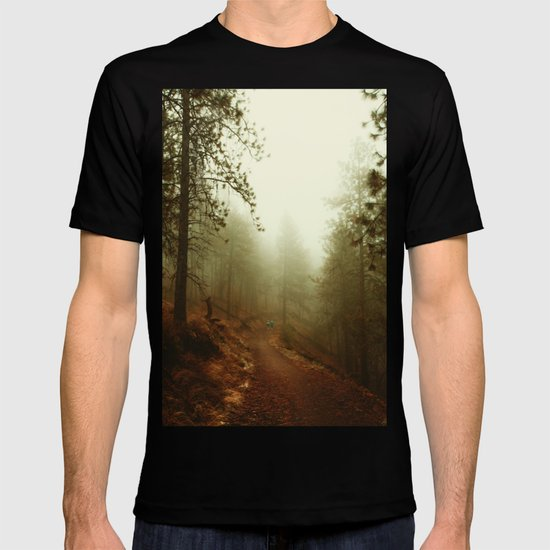 Autumn in Ponderosa Pines Forest T-shirt