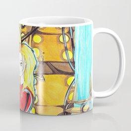 BAD WOLF Doctor who Coffee Mug