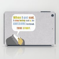 himym iPad Cases featuring LEGEN____waitforit____DARY by Bianca Green