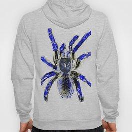 Tarantula Blue Hoody