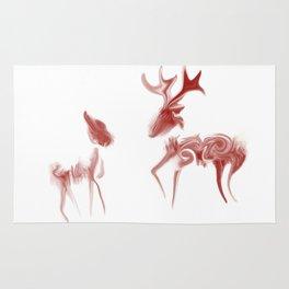 Java Deer Rug