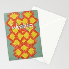 Mitchati Hearts  - Wezteka Union Stationery Cards