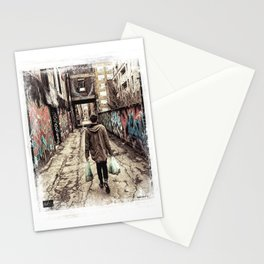 Graffiti Alley Stationery Cards