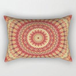 Mandala 352 Rectangular Pillow