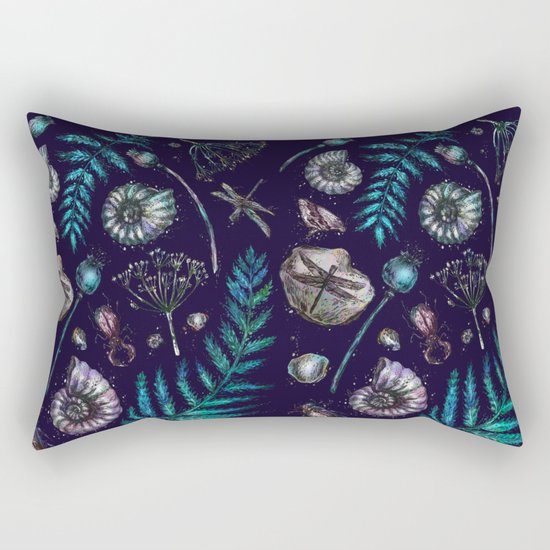 Mystical natural pattern Rectangular Pillow