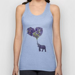 Lovely Growth Unisex Tank Top