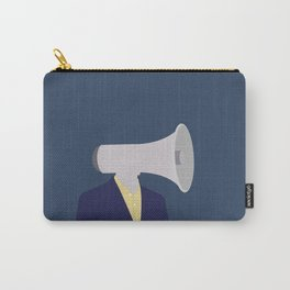 megaphone man Carry-All Pouch
