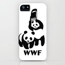 WWF iPhone Case