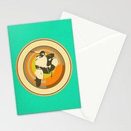 Mod Vespa Stationery Cards