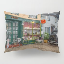 Old Town Street Pillow Sham
