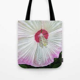 Marsh Rose Tote Bag