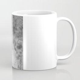Golden Lion Tamarin in Black and White Coffee Mug