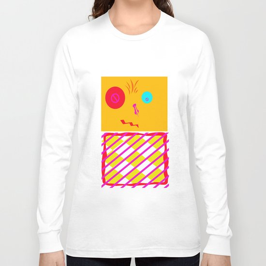Mustard Dachi Long Sleeve T-shirt