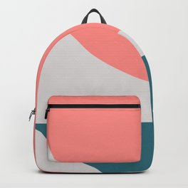 Geometric Form No.8 Backpack