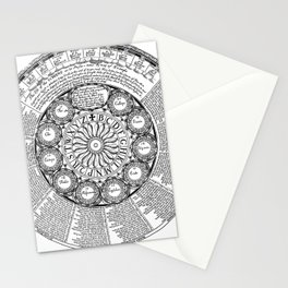 The Screene of Fortune Stationery Cards