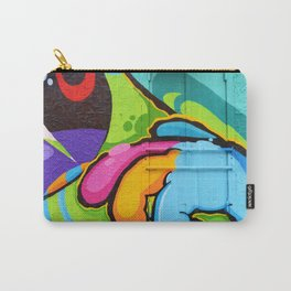Psychedelic Graffiti (Color) Carry-All Pouch