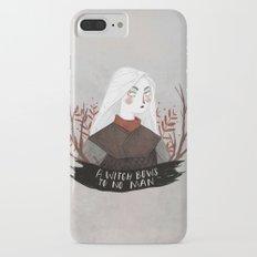 Manon Blackbeak Slim Case iPhone 7 Plus