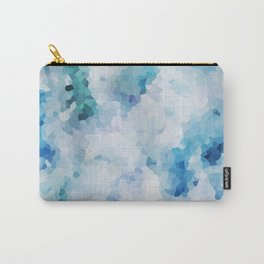 Foliage Crystals Carry-All Pouch