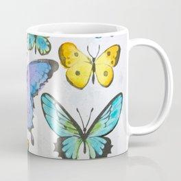 Butterflies Kaffeebecher