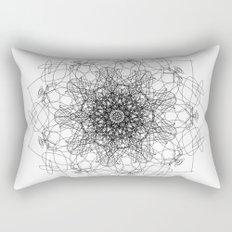 mandala - muse 2 Rectangular Pillow