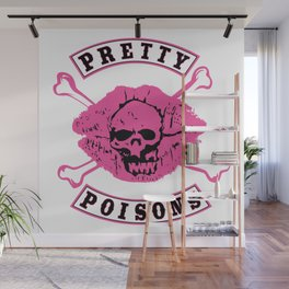The Pretty Poisons Wall Mural